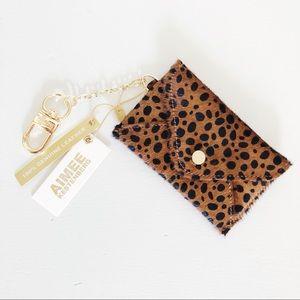 Aimee Kestenberg Ashley Keychain Cardholder